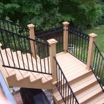 decoration curved deck stairs curved deck stairs pool deck stairs
