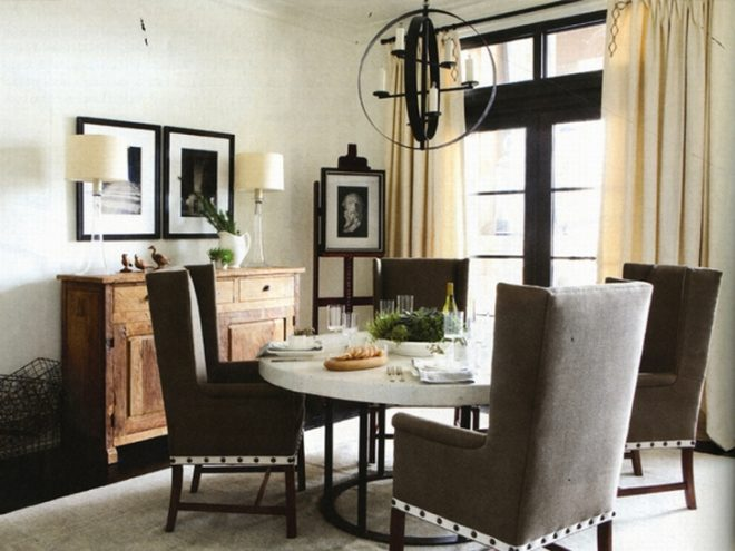 delightful design wingback dining room chairs clever modern
