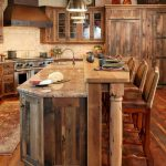 delightful rustic kitchen design images pictures gallery