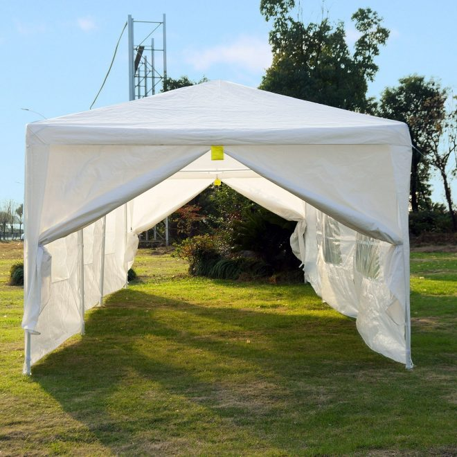 details about 10 x 2010 x 30 party wedding tent outdoor gazebo canopy tent w sidewalls