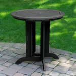 details about 36 inch round counter height dining table