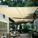 details about 8 x 12 waterproof sun shade sail fabric outdoor canopy patio awning cover