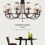 details about living room chandelier dining room lamp bedroom lamp crystal chandelier new lamp
