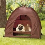 details about travel outdoor folding large dog pet portable