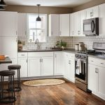 diamond now at lowes arcadia collection streamlined styling and