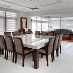 dining room 12 seater square dining table 12 seater square