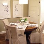 dining room chair slipcovers and also removable dining chair