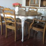 dining room cool french country dining table country dark brown