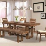 dining room kitchen table modern rustic dining room table