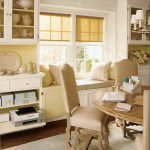 dining room office ideas martha moments 201005 7 celebrity home