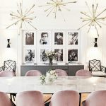 dining room pink dining rooms dining room lighting