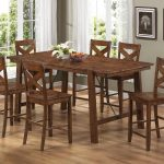 dining room sets counter height table set dining set with 6