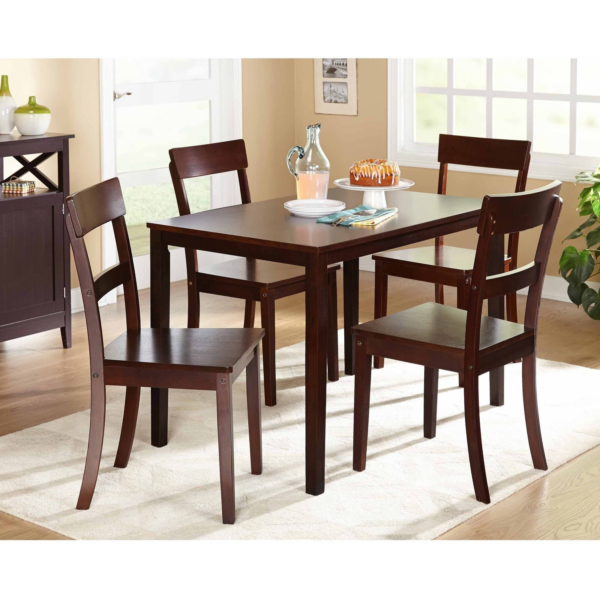 Dining Room Table and Chairs Walmart – Opnodes