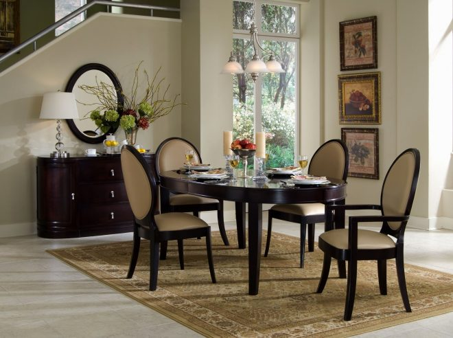 dining room table and 8 chairs wwwcheekybeaglestudios