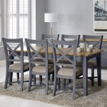 dining room table and chairs astounding pads bath beyond