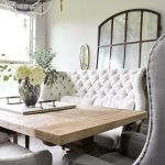 dining room tour dining sofa dining room table decor