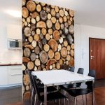 dining room wall from cheekybeaglestudios with lovely appearance for