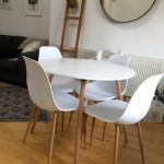 dining table and chairs wayfair in angel london gumtree