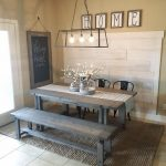 dining table home sweet home farmhouse dining room table