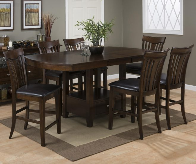 dining tables long narrow counter height dining table tall dining