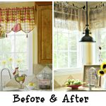 diy kitchen curtains and valances curtains decoration ideas