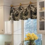 diy kitchen window treatments pictures ideas from kitchen