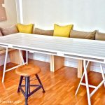 diy pallet dining table a 10 step tutorial