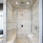 double bench master steam shower atmosphere id modern