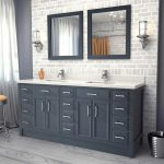 double sink bathroom vanity delectable design cabinet