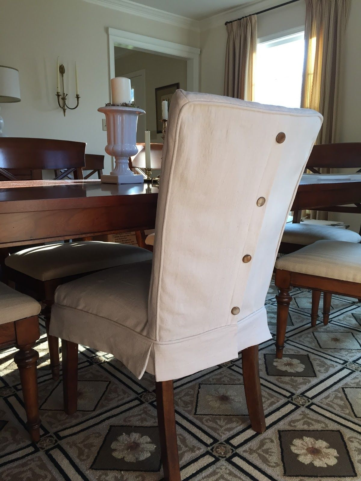 dropcloth slipcovers for leather parsons chairs slipcovers
