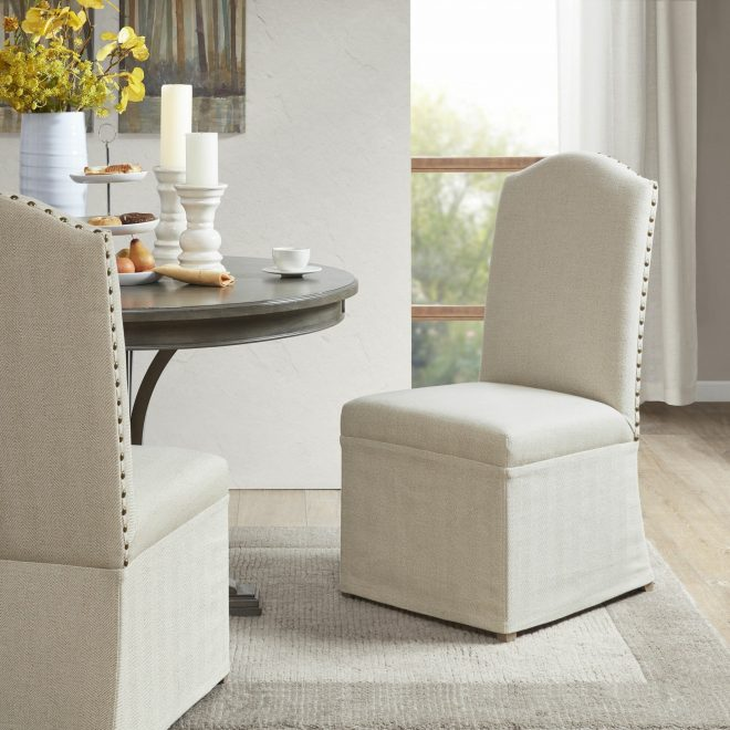 dumont upholstered dining chair