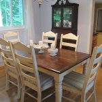 easy and budget friendly dining room makeover ideas hative with tile