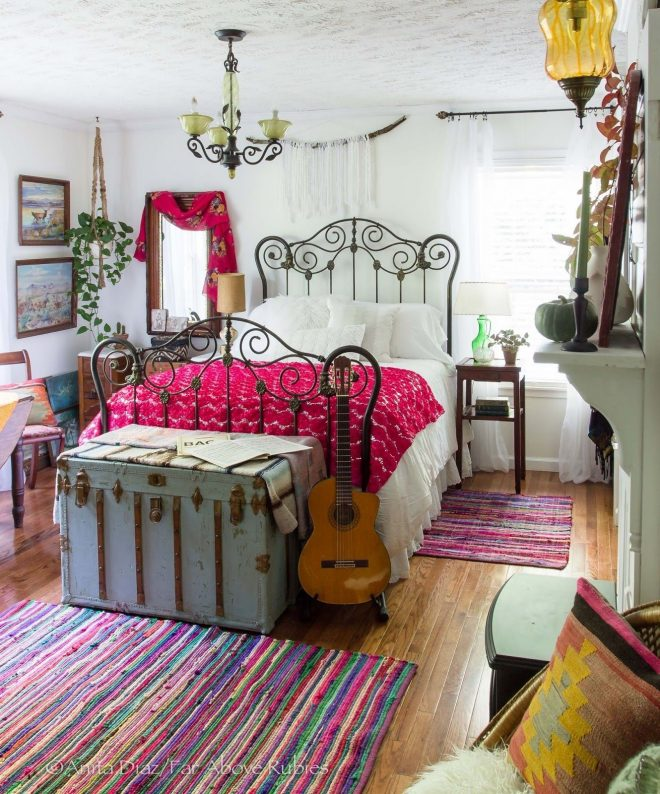 eclectically fall home tour bloggers best diy ideas