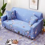 elastic flower tight wrap sofa cover sectional sofa covers