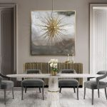 elegant dining room ideas you have to use this fall lighting for