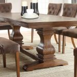 elegant modern rustic dining table liberty decoration from