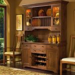 english country buffet and hutch for the home kitchen buffet
