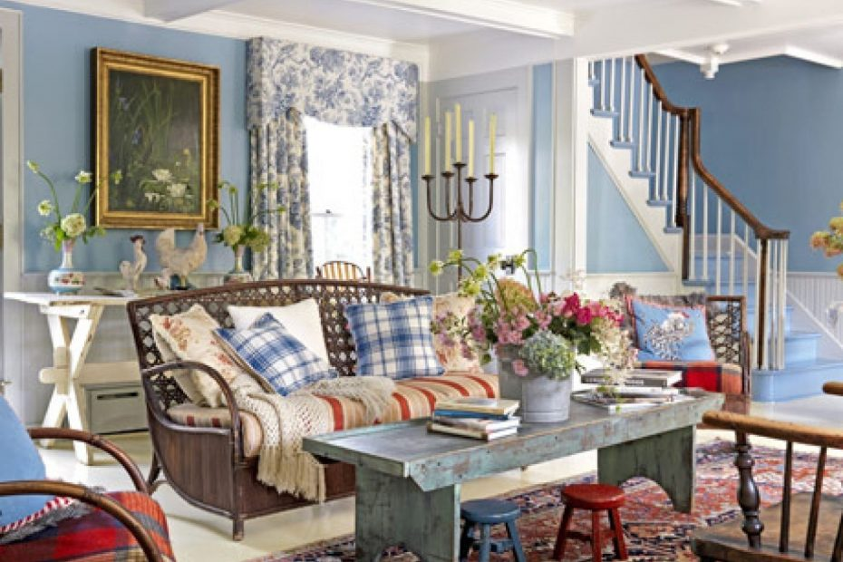english country decorating ideas living room country style