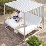 enjoy the luxury of daybeds using outdoor daybeds