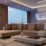 enjoyable neutral l shaped living sofas and low long