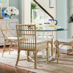 escape coastal living home collection 54 dining table