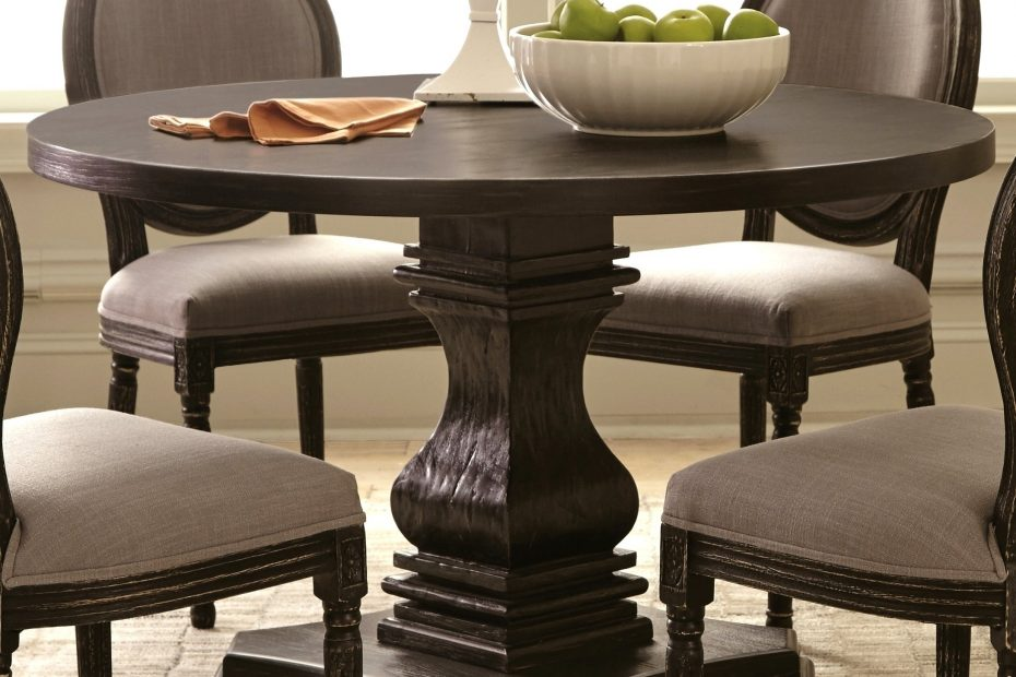 european classic design round dining table