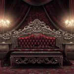 european style luxury carved bedroom set top and best