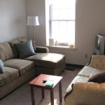 evolution of a living room at home with bethany