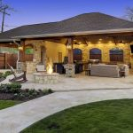 expanded outdoor living area in houston texas custom patios