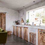 explore this rustic open plan home in cornwall that takes