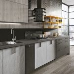 expression of the latest urban trends loft kitchen kitchens