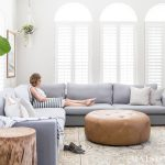 exquisite sectional sofa in small living room livingroom for