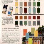 exterior colors for 1960 houses exterior paint colors for
