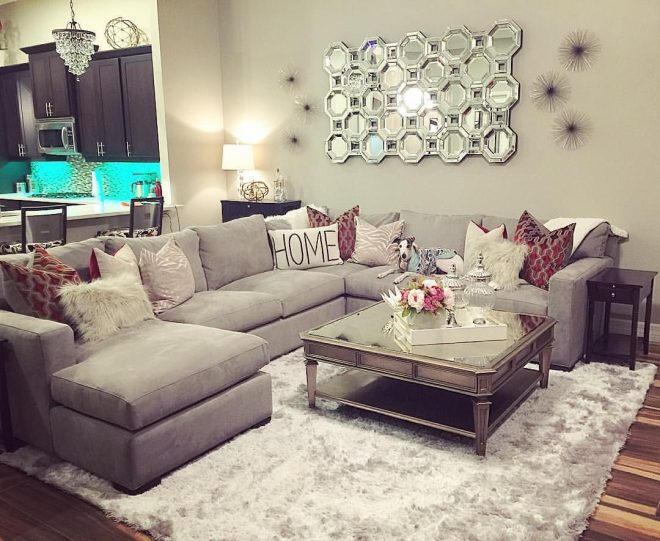 fabulous sectional sofa in small living room sofas ideas
